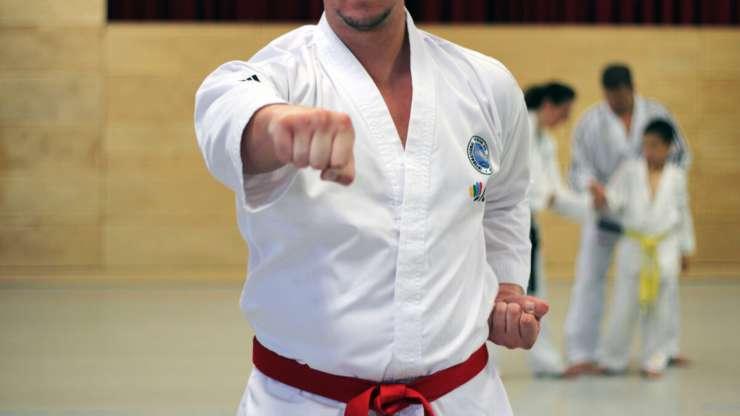 Taekwon-Do Training in den Sommerferien 2020