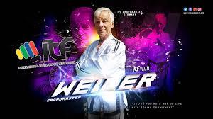 Paul Weiler ist ITF-Präsident